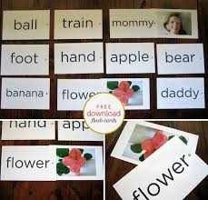 Just Like The My Baby Can Read Series Only WAYYYYYY Cheaper To Do Make Flash Cards Free