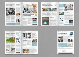 Business Newsletter Templates Free Download Adorable 48 Business Newsletter Templates Free Premium Download Metalrus