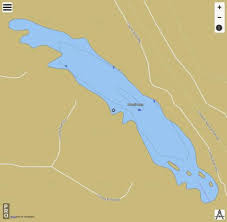 Powell Lake Fishing Map Us_mi_52_710 1 Nautical Charts App