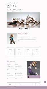 html5 template for dance studio turn your passion into a html5 template for dance studio