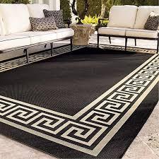 target greek key outdoor rug designs