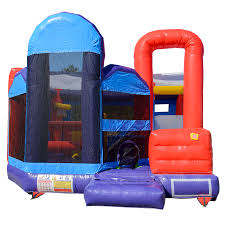 bounce house with slide al cape cod and dartmouth ma