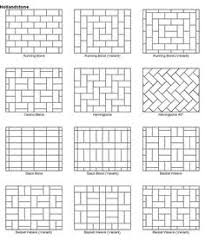 paver patio patterns. Simple Paver Paver Patio Designs These Would Also Make Great Quilt Layout Designs Too   Keep In On Patio Patterns