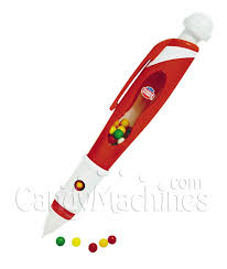Pen Vending Machine For Sale Stunning Buy Jumbo Gumball Pen With Dubble Bubble Gumballs Vending Machine