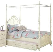 Canopy Bed Frames Full Extraordinary Cheap Canopy Bed Frame A ...