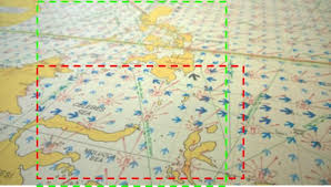 How Many Routeing Charts Are There Large Scale Routeing Chart For Vietnam Indonesia The
