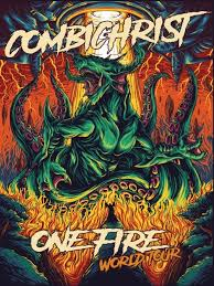 <b>Combichrist</b> - One Fire World Tour 2019
