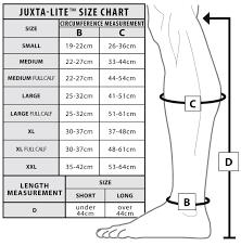 Circaid Juxta Lite Standard Legging Compression Wrap With