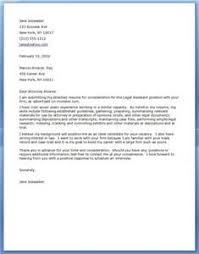Legal Letters Format - Letter Of Recommendation
