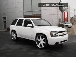 Images of Modified Chevrolet Trailblazer Ss - #SC