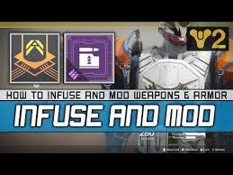 Destiny 2 Mods Guide Legendary Mods Best Mods Mod
