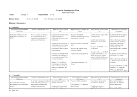personal development plan example for students google search personal development plan example for students google search