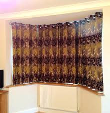 curtains pole bay windows with stained gl bespoke blinds shower curtain ebay full size