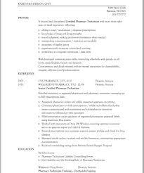 Pharmacy Technician Resume Pharmacy Tech Resume Template Fishingstudio 21