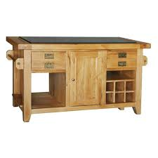 Sandra Lee Granite Top Kitchen Cart Kitchen Carts Kitchen Island With Marble Top Whittier Wood Cart