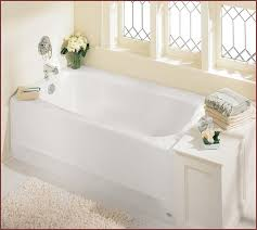 Bathtubs Idea Awesome Deep Tub Shower Combo Deep Soaking Tub 4 Foot Tub Shower Combo