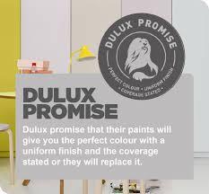 Dulux One Coat Colour Chart Dulux Paint Homebase