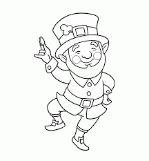 Our free coloring pages for adults and kids, range from star wars to mickey mouse. Leprechaun Color Pages Coloring Home