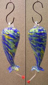 jpg hummingbird feeder blue glass 706565 1