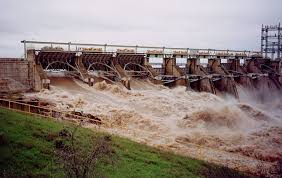 texas way > austin > photo gallery > llano river flood wirtz dam