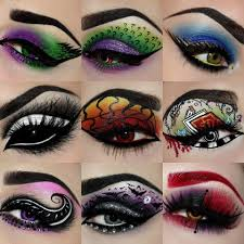 i can t decide which is my favorite crazy eye makeup