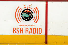 bsh radio returns for new hosts bill matz and we ve been doing bsh radio our site s philadelphia flyers podcast in some form for more than five years dating back to the the first time myself