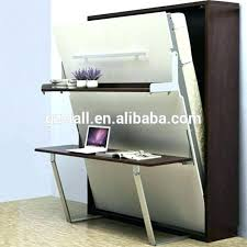 murphy bed desk combo. Wall Bed With Desk Beds Source High Quality Wooden Folding . Murphy Combo