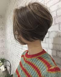 前下がりがかわいいレングス別おすすめヘアスタイルhair