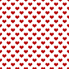 Red Heart Patterns Inspiration Transparent Red Hearts Tile Patterns Fbrushes