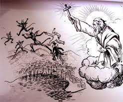 Αποτέλεσμα εικόνας για σκίτσα ο ιερέας