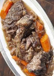 best pot roast recipe chuck roast