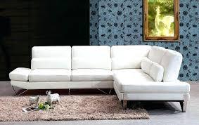modern white leather sofa set white leather sofa sectional modern white leather sectional sofa white bonded