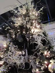 Grey Christmas Tree Decorations For White Christmas Tree Pueblosinfronterasus