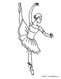 Small Picture Ballet Dancer Coloring Pages Pics Coloring Ballet Dancer Coloring