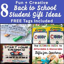 8 creative easy fast and back to student gifts sum math fun