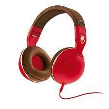 skullcandy brown headphones skullcandy s6hsfy 059 hesh 2 mic wired headset brown red 107014 3 jo