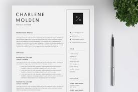 Creative Cover Letter Template Creative Resume Template Cover Letter