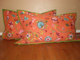 Willow Bean Studio ~ The Blog: How To Make King Sized Pillow Shams & ... King Sized Pillow Shams. Tuesday, February 1, 2011 Adamdwight.com