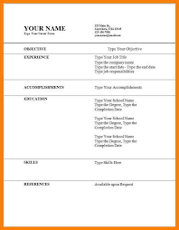 Resume No Job Experience How To Write A Resume With No Experience Fungramco 32