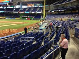 Marlins Seating Chart Miami Marlins Seating Guide Marlins Park Rateyourseats Com