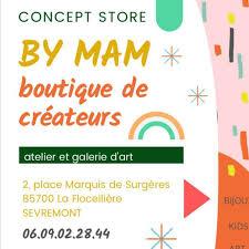 By mam, 2, place marquis de surgères, La Flocellière (2021)