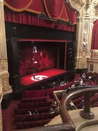 Nederlander Theatre Chicago Section Loge L Row A Seat 371