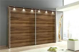 awesome wood sliding closet doors