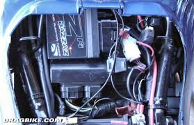 tech review bazzaz z fi and zafm installation com for the zafm unit i had to weld a bung on my exhaust pipe for the o2 sensor the time involved for this could vary depending on how much you have to