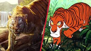 the jungle book trailer gets animated disney side by side by oh my disney you