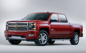 2014 Chevrolet Silverado High Country First Look - Truck Trend