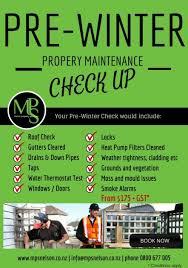 Household Maintenance List Property Maintenance In Nelson Manor Property Services