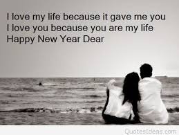 New Love Quotes Awesome Happy New Year Love Quotes