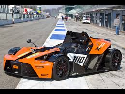 2008 KTM X-Bow Racing Debut - Front And Side - 1280x960 - Wallpaper