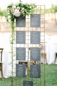 The Foundry Seating Chart Summer Gainey Vineyards Wedding In Santa Ynez California